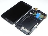 Full LCD Screen for Samsung Note2 in white