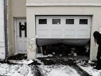 Installation reparation Porte de Garage door repair 24/7