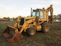 LOOKING FOR A BACK HOE