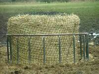 Brand new large hay bale net!