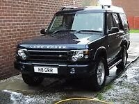 WANTED DISCOVERY TD5 FACE LIFT MOT FAILURE OR NON RUNNER