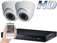 hd cctv kit system camera 4 channel nvr 4mp