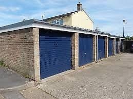 Brick Built Lock up garages for rent