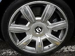 Bentley GT & Flying Spur alloy spare 5x120 fits many others