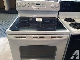 SALE  - Smooth Top  Range Black or White $350 - Warehouse SALE!  @ 9267 - 50 Street Edmonton