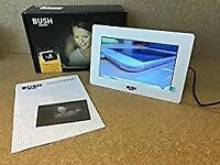 "BUSH 7"" Digital Picture (photo) Frame - as new"