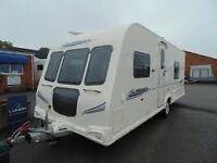 Bailey Pegasus 514 - Caravan 2010