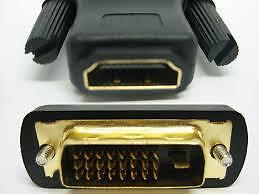 CABLE ADAPTERS - SEVERAL VARIOUS TYPES