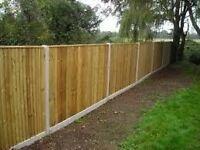 Landscape gardening & external property maintenance (fencing, patios, grass, brickwork, & clearance)