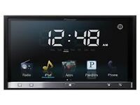 """PIONEER SPH-DA100 HIGH END DOUBLE DIN HUGE 7"""" DISPLAY BLUETOOTH/AUX/IPOD & MORE."""