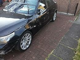 bmw 5 series e60 for parts 2006