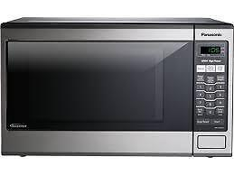 VARIOUS PANASONIC MICROWAVES STAINLESS STEEL! -- CRAZY DEALS!
