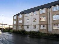 Newly refurbished 2 bedroom flat with master en-suite bathroom in Bellshill