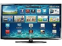 "46""SAMSUNG smart tv £250,price is negotiable,and tv is guaranteed ."