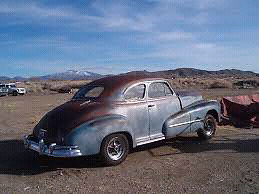 LOOKING FOR PARTS 1946 PONTIAC TORPEDO SPORTS COUPE
