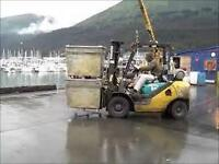 ✪ SDC FORKLIFT OPERATOR FOR SEAFOOD PROCESSING PLANT! ✪