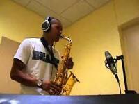 Cherche saxophoniste alto