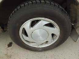 "Wanted: Looking for a 15"" Toyota Sienna Aluminium Wheel(s) London Ontario image 2"
