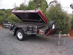 Sunset Camper Trailer - Extreme 4x4 Near New