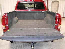 Dodge ram bed rug