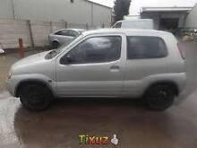 2001 Suzuki Ignis Hatchback North Avoca Gosford Area Preview