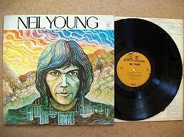 Neil Young Record Collection! 8 ALBUMS!