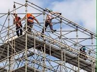 Looking for cash work scaffolding