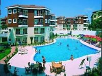 SELF CATERING HOLIDAY, 2 WEEKS IN TURKEY (side)
