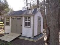 Shed and Gazebos