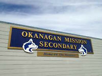 GARAGE SALE FUNDRAISER FOR OKM SECONDARY GR. 9 BAND - May 24th