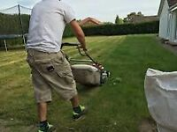 Lawn mowing services call me now 6477125231