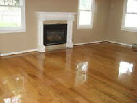 BEST FLOOR INSTALLATION SERVICE STARTING AT 0.95 SQ FT  !