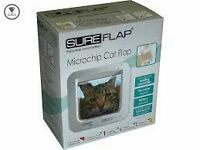 SureFlap Microchip Activated Cat Door