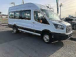 FORD TRANSIT TREND 17 SEAT HIGH ROOF MINIBUS EU COC PSV AIR CON 155PS 2016 EURO6