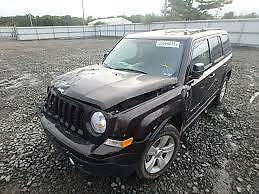 JEEP PATRIOT WRECKING PARTS, PANELS, ENGINE / MOTOR GEARBOX