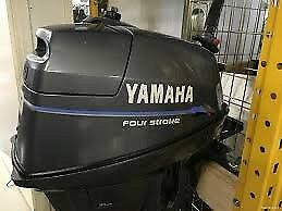 2005 YAMAHA F9.9 / 4 STROKE OUTBOARD / STANDARD SHAFT / REMOTE CONTROL (ELECTRIC START) - NO TILLER