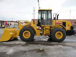 2014 CG958H Wheel Loader