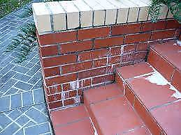 brick repair Sydney wide small or large jobs