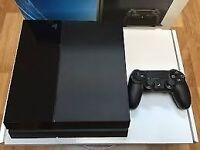 PS4 Console - Boxed - No Games - SWAP for Xbox One