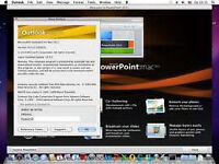 MICROSOFT OFFICE 2011 PRO for MAC OSX