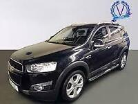 2011 11 CHEVROLET CAPTIVA 2.2 LTZ VCDI 5D AUTO 184 BHP DIESEL