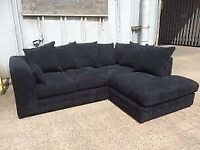 👌 SIZZILING SALE ON 👌 BRANDED NEW BYRON JUMBO CORDED ** CORNER SOFA OR 3+2 SOFA SET AVAILABLE NOW