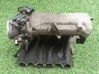 *** Mk2 Vw Golf GTI 8V Digifant PB Inlet Manifold & Throttle Body 037 133 223 A *** £40