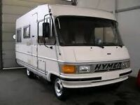 Wanted 1982 Mercedes Hymer 2.3 petrol engine.