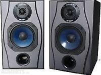 Spirit Absolute Monitor Speaker's X 2 £60 ono