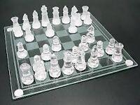 Glass Chess Board For Sale - 35cm - 35cm