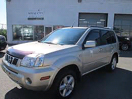 2005 Nissan Xtrail SILVER  Very Clean Interior