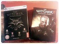 Looking for The Witcher 1&2
