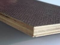 Buffalo anti slip plywood 18mm type