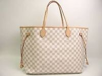 Louis Vuitton Neverfull Large Bag USED real